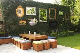 cool patio furniture ideas enjoy summer with wooden outdoor