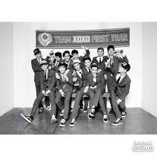 exo xoxo lirik exo k let our the beast xoxo kiss hug lirik lagu fialin liwang