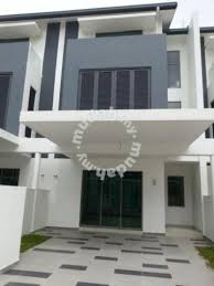 3 storey house laman bayu bukit jalil 3 storey link house houses for sale in