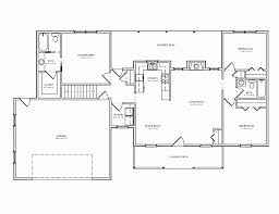 astonishing simple house floor plans with measurements pics