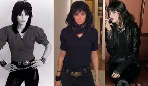 Revenge Nerds Halloween Costume 80s Rocker Joan Jett Costume Totally 80s