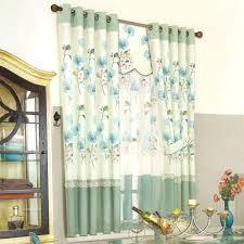 Grey And Green Curtains Grey And Green Curtains Semi Sheer Grommet Single Curtain Panel