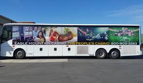 Directions To Table Mountain Casino Bus Schedules Eagle Mountain Casino