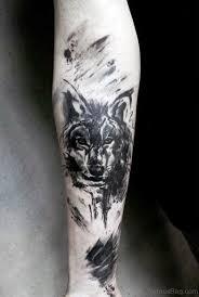 80 superb alpha wolf tattoos for