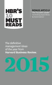 Audiobook Hbr S 10 Must by Hbr S 10 Must Reads 2015 The Definitive Management Ideas Of The