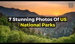 most beautiful parks in the us the 7 most beautiful national parks in the usa video visualistan