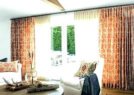 Window Treatment For Large Windows Ideas Drapery Styles For Large