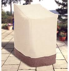 Patio Chair Cover Veranda Collection Outdoor Patio Furniture Chair Cover Cac Cov