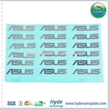 nickel electroforming 3m self adhesive nickel thin metal stickers for electroforming