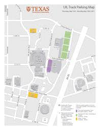 Ut Austin Building Map by Uil Track U0026 Field Parking Parking U0026 Transportation Services Pts