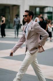 2017 latest coat pant designs light pink casual men suits