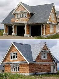 Garage Floor Plans With Living Quarters Double Duty 3 Car Garage Cottage W Living Quarters Hq Plans