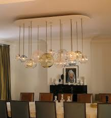 Glass Chandeliers For Dining Room Chandelier Marvellous Modern Chandelier For Dining Room