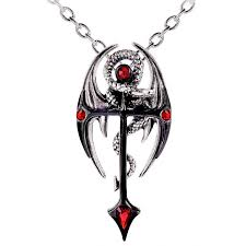 Medieval Dragon Home Decor by P417 Dragon Gothic Jewelry Necklace 900x900 Jpg
