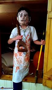 leatherface costume leatherface costume
