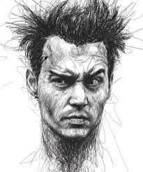 face sketches by vince low