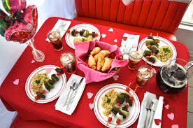 valentine dinner table decorations valentine s recipes make it special make it fun southern plate