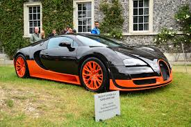bugatti veyron top speed bugatti displayed 9 404 horsepower at the 2017 goodwood festival