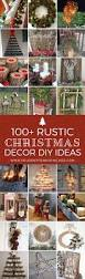100 rustic christmas decor diy ideas prudent penny pincher