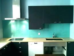credence en verre tremp pour cuisine credence verre trempe cuisine cracdence de cuisine en verre securit
