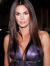 commercial actress with mole on face i don t want cindy crawford touching my face and other celebrity endo