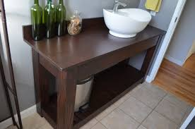 do it yourself bathroom vanity bonner reclaimed wood vanity for undermount sink bathroom bronze