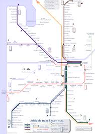Metro Route Map by Train Map