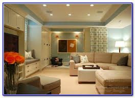 paint colors for a basement rec room painting home design