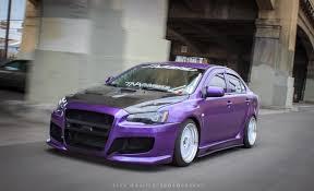 purple mitsubishi lancer jhay ar non evo conrado delcastillo 98691
