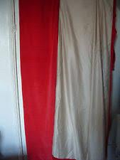Deep Red Velvet Curtains Velvet Curtains U0026 Blinds Ebay