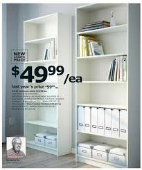 Billy Bookcase White Iheart Organizing Iheart The 2012 Ikea Catalog