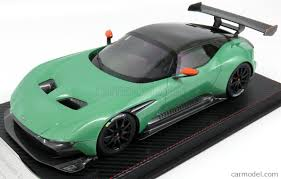 aston martin vulcan front fronti art as014 85 scale 1 18 aston martin vulcan coupe 2015