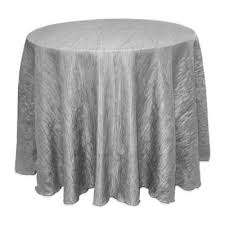 buy silver tablecloth from bed bath beyond