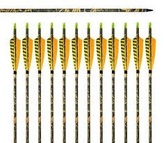 amazon black friday crossbows best price on wizard archery carbon arrows crossbow bolts 6 pack