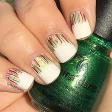 christmas nail art cute girls hairstyles