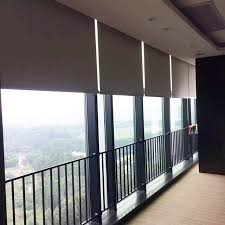 Electric Roller Blind Motor Aliexpress Com Buy Electric Roller Shades With Fabric 2 4 2 7m