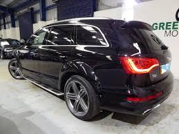 Audi Q7 Black Edition - 2014 audi q7 tdi quattro s line sport edition 29 994