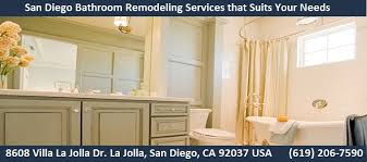 San Diego Bathroom Remodel by How To Find The Best Bathroom Remodeling Contractor