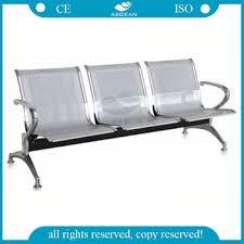 Cheap Waiting Room Chairs Ag Twc001 Silver Metal Frame Hospital Furniture Waiting Room