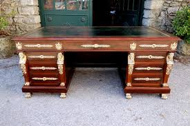 bureau antiquaire bureau ancien sur proantic empire consulat