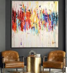48 painting abstract painting acrylic painting wall decor