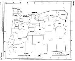 Lakeview Oregon Map by Oregon Maps State County City Coast Road Map