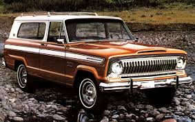 1970 jeep wagoneer for sale 75 years of jeep part 5 the amc years 1970 1986