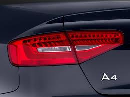 audi a4 tail lights image 2014 audi a4 4 door sedan cvt fronttrak 2 0t premium tail