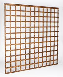 trellis panel brown 1 83m x 1 83m 6 u0027 x 6 u0027 briants of
