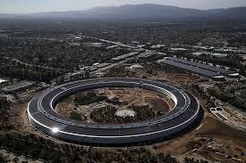 apple siege le nouveau siège futuriste d apple symbole de sa puissance tva