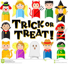 happy halloween free clip art happy halloween set cute cartoon children stock vector 304531028