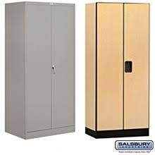 metal and wood storage cabinets storage solutions lockers com