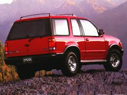 1999 ford explorer 4 door 1997 ford explorer overview cars com