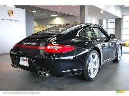 porsche carrera 2010 2010 porsche 911 carrera 4s coupe in black 720620